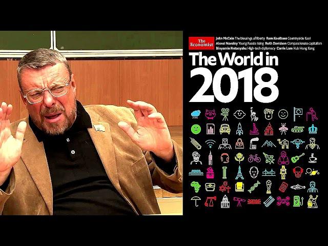 Прогноз на 2018 год Скрытые шифры кукловодов в 2018 году А. Девятов