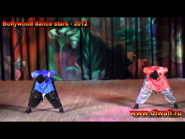 Sunny Suresh SINGH - Bollywood dance stars 2012- Dance Show in Moscow/Russia
