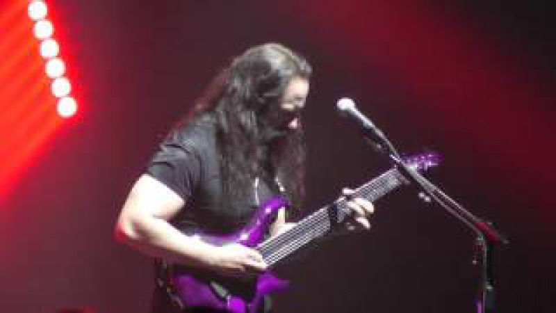 Dream Theater A Change of Seasons Live at Partille Arena 2017