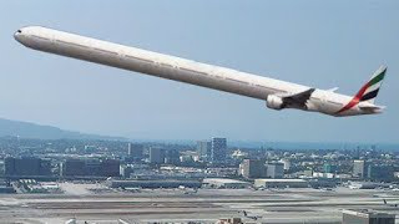 Longest Airplanes in the World