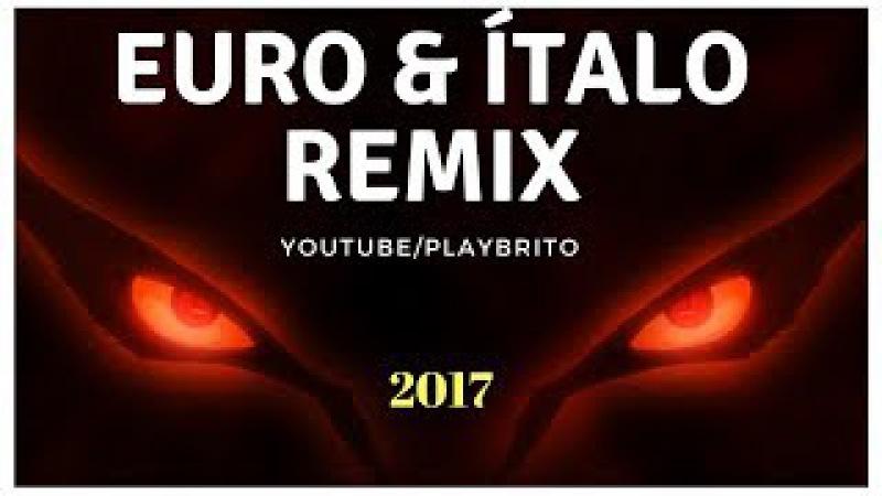 MIX ITALO EURO DISCO MEGAMIX 2017's, Sem vinhetas - Best of Itali Disco, Eurodisco, Megamix 2017