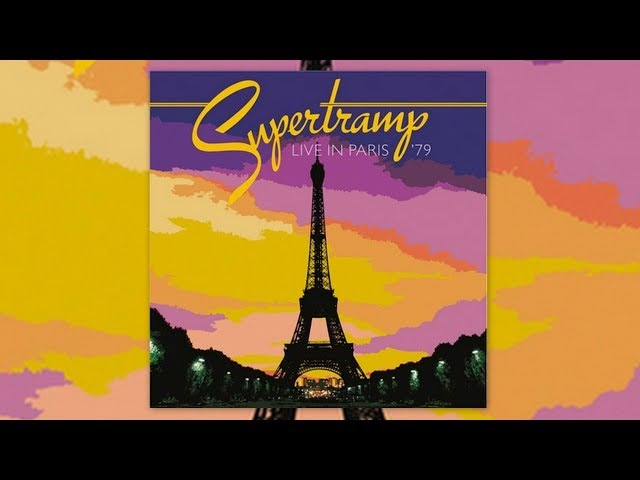 SUPERTRAMP * 1979 11 24 * PARIS * PAVILLON DE PARIS * FRANCE