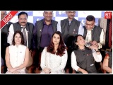 Aishwarya Rai Bachchan Celebrates Smile Train Indias 500,000 Free Cleft Surgeries Event