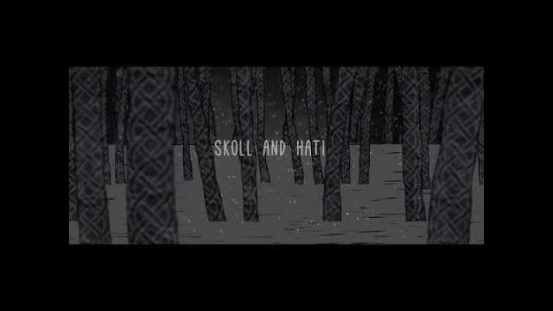 Skoll and Hati