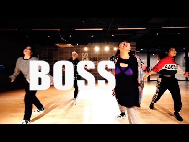 Lil Pump BOSS choreography by sookki sm dance academy