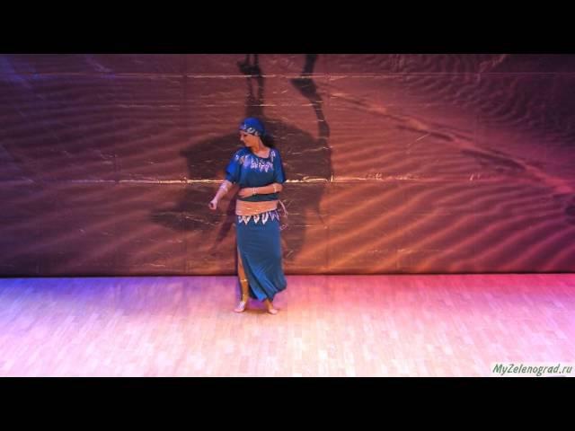 Анастасия Яккар. Танец саиди (юниоры-молодежь продолжающие фольклор)