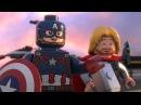 Лего Марвел Мстители Общий сбор Епизод 4 *Озвучка Klens`a