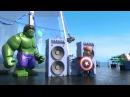 Лего Марвел новые мстители Общий сбор