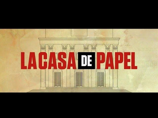 La Casa de Papel | My Life Is Going On - - Cecilia Krull (Vídeo Oficial)
