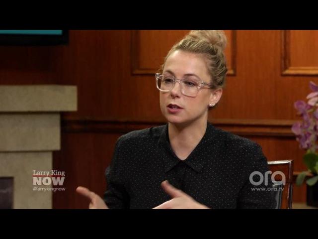 Iliza explains girl logic to Larry King | Larry King Now | Ora.TV