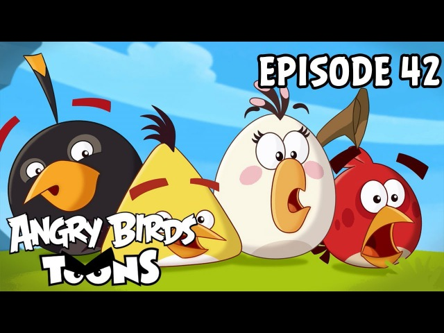 Angry Birds Toons | Hiccups - S1 Ep42