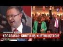 Kemal Kılıçdaroğlu'nun ilk rakibi Ümit Kocasakal'dan Kurtuluş Kuruluştadır sloganı