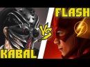 Кто Кого Кабал Mortal Kombat vs Флэш DC