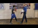Бокс: нокаутирующий левый боковой из глухой стойки ,jrc: ktdsq ,jrjdjq bp uke[jq cnjqrb