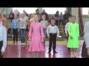 'Я рисую речку' массовый танец Магнитогорск 21 декабря 2014 г