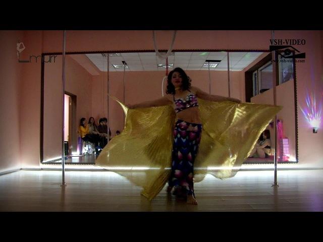Восточный танец, Ирина Загребина
