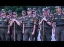 Курсанты ДонВОКУ облагораживают памятник павшим шахтерам