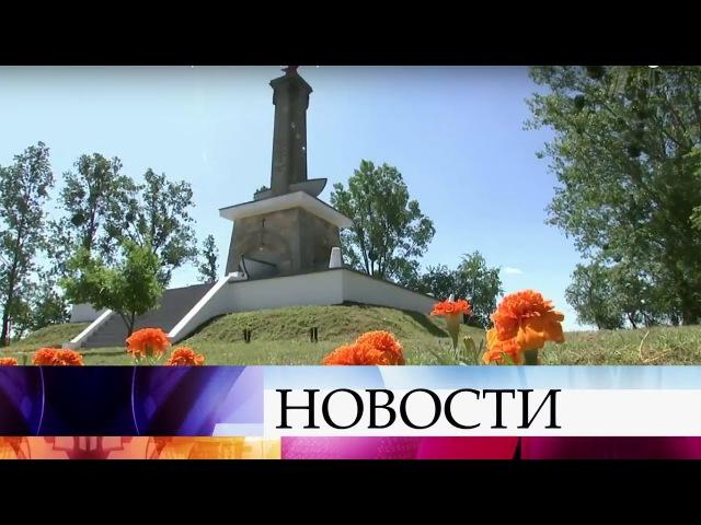 ВПольшеименно 22 июня приняли закон, который позволит снести все памятники сов...