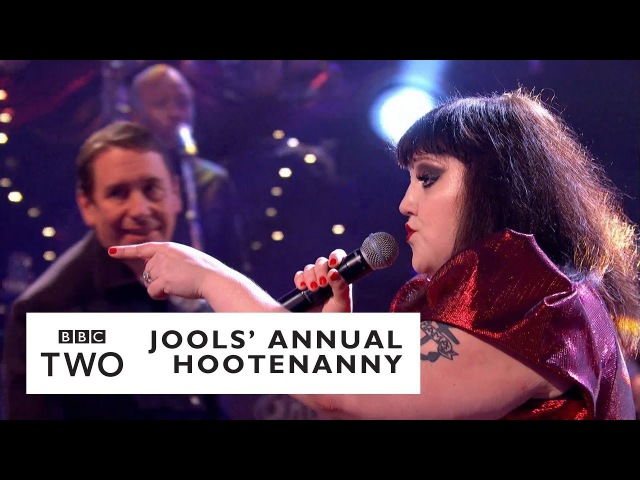 Beth Ditto – Young Hearts Run Free with Jools Holland His Rhythm Blues Orchestra