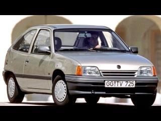 Opel Kadett 3 door E '1989–91