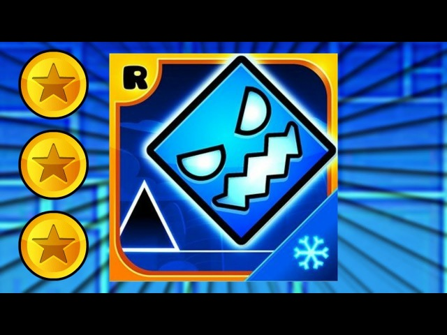 Geometry Dash Sub-Zero | ALL LEVELS (All Coins) | Geometry Dash [2.2]