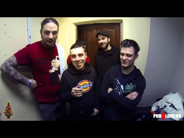 Московская Панк-Рок Елка 2013. Интервью с группой Zuname