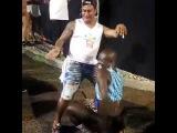 popo é flagrando dançando com sebastian