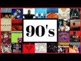 Best of 90's AlternativeRock - (3 Hour Playlist) - Summer 2017