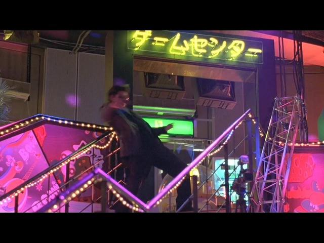 Wasabi - Hubert VS Yakuza