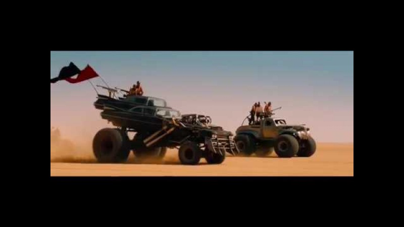 Demon Speeding - Rob Zombie ft. Mad Max: Fury Road