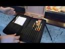 Демонстрация Пеналы для кистей Pinax zipcase S 12 9