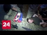 Тротил, граната, горючая смесь в Крыму обезврежен диверсант СБУ