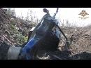 Обстановка на передовых позициях ВС ДНР в Тельмановском районе