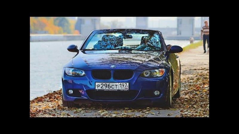 BMW E93 AC Schnitzer — девчонки, бананы и подушки, тест-драйв