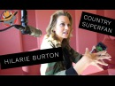 Hilarie Burton + Jess Are Totally BFFs