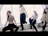 Reggaeton 2017 choreo by Annet, Academia de Sals, Wisin &amp Yandel Rakata l