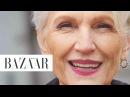 Everything 69 Year Old Model Maye Musk Eats in a Day Food Diaries Harper's BAZAAR