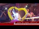 Karol Sevilla - show en vivo en el CCP de Moreno - Bs. As. - Argentina