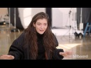 Lorde Talks Curating 'The Hunger Games: Mockingjay Part 1' Soundtrack