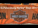 Harley-Davidson Club Prague Team @ St.Petersburg Harley® Days 2017