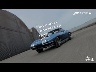 #1 VTD - Виртуальный тест-драйв. Chevrolet Corvette C2 1967