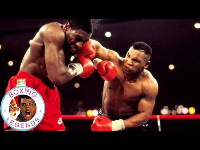 Mike Tyson vs Jesse Ferguson (Highlights) [1986-02-16]
