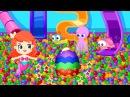Cartoni animati per bambini Bi Ba Bu la sirenetta ed il magico uovo sopresa
