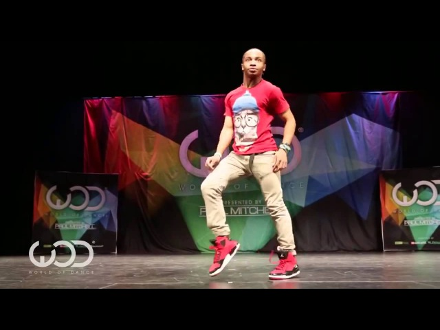 This Guy's Freestyle Dance Is Damn Near Inhuman 2015