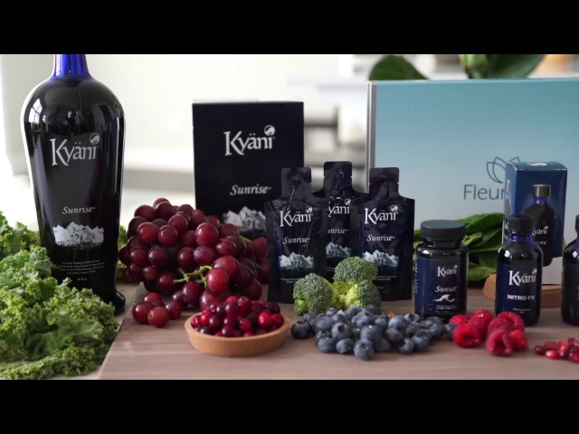 Продукты Kyäni, являются мощными, эффективными и натуральными - простейшая форма б...