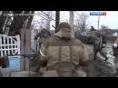 Углегорск Русские боевики бой с пустыми домами 2015 Война с РФ Донбасс