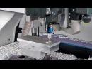Видео Высокоскоростной фрезерный станок, обработка металла Dscjrjcrjhjcnyjq ahtpthysq cnfyjr? j,hf,jnrf vtnfkkf