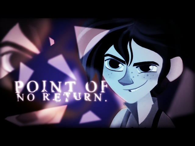 [amv] tangled   point of no return.