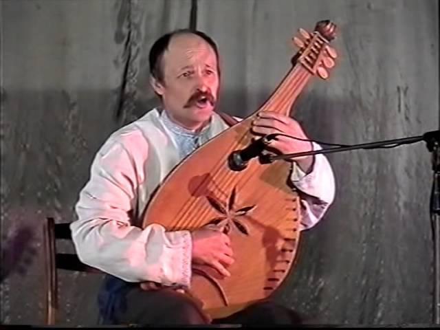 Огляд автентичного виконавства в Харкові. 2001 р. Частина 2