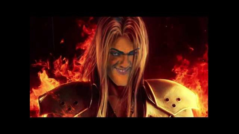 We are Number One Winged Angel